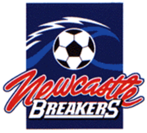 Newcastle Breakers FC - Image: Newcastlebreakers
