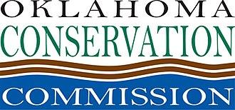 Oklahoma Secretary of Agriculture - Image: OK Conservation Commission logo