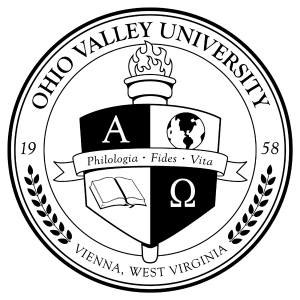 Ohio Valley University - Seal of Ohio Valley University