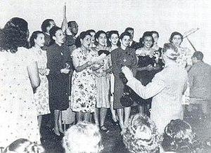 Vicente Emilio Sojo - Orfeón Lamas directed by Vicente Emilio Sojo