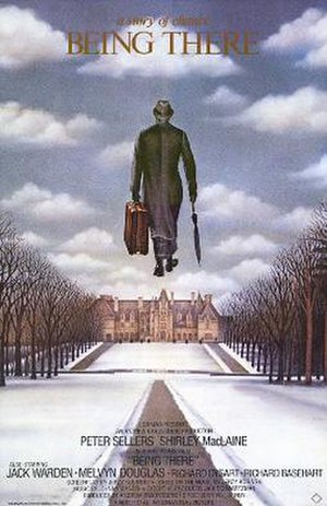 Being There - Theatrical release poster