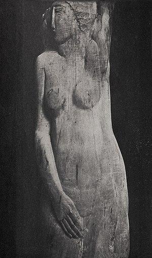 Ossip Zadkine - Image: Ossip Zadkine, 1920, Venus