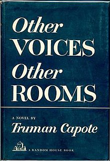 Other Voices Other Rooms By Truman Capote
