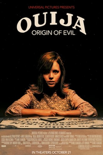 Ouija: Origin of Evil - Theatrical release poster