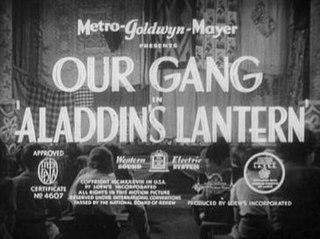 <i>Aladdins Lantern</i> 1938 film by George Sidney