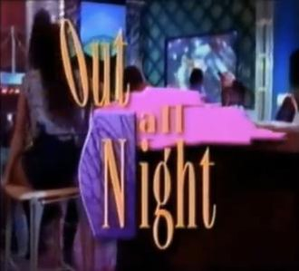 Out All Night (TV series) - Image: Out All Night Title Card