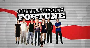 Outrageous Fortune (TV series) - The Season 6 title card