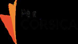 Pè a Corsica - Image: Pe a corsica logo