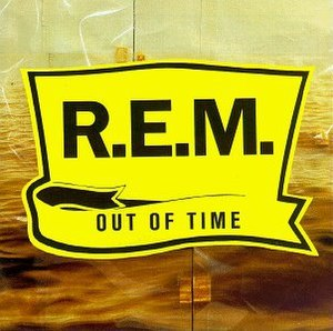 Out of Time (album) - Image: R.E.M. Out of Time