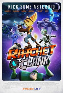 Ratchet Clank Film Wikipedia