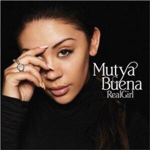 Real Girl - Image: Real Girl (Mutya Buena)