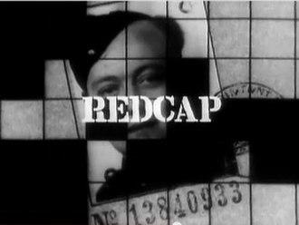 Redcap (TV series) - Image: Redcap tv series titlecard