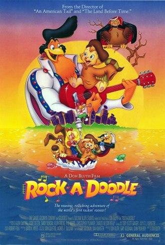 Rock-a-Doodle - Image: Rock A Doodle