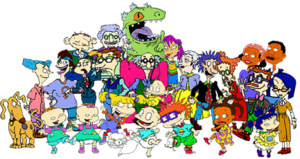 Rugrats - Rugrats sports a vast array of secondary and tertiary characters.