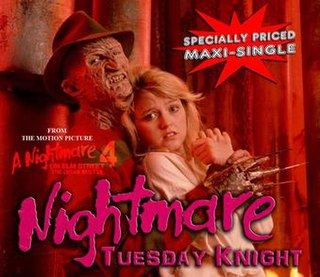 Nightmare (Tuesday Knight song) 2012 song performed by Tuesday Knight