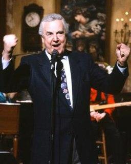 Don Pardo American announcer