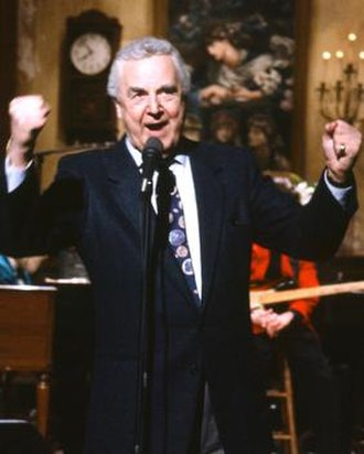 Don Pardo - Pardo announcing Saturday Night Live in 1992