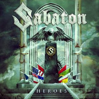 Heroes (Sabaton album) - Image: Sabaton Heroes LTD