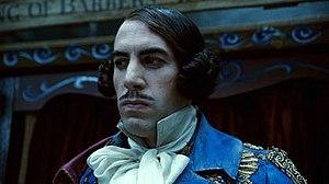 Adolfo Pirelli - Sacha Baron Cohen as Adolfo Pirelli
