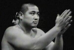 Samson Kutsuwada - Image: Samson Kutsuwada