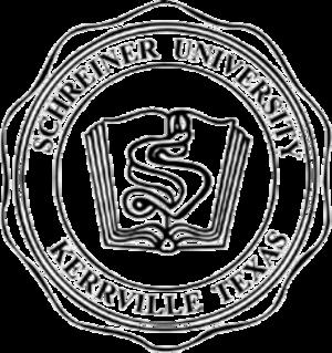 Schreiner University - Image: Schreiner University seal