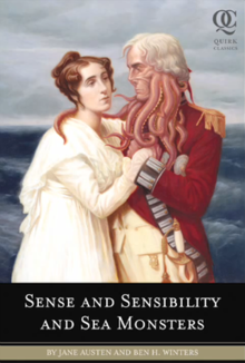 Image result for sense and sensibility and sea monsters