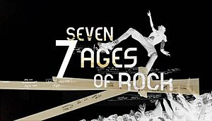 Seven Ages of Rock - Seven Ages of Rock's intertitle