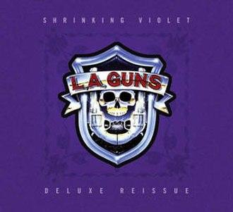 Shrinking Violet (album) - Image: Shrinking Violet Deluxe Reissue