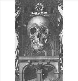 <i>Simulacrum</i> (album) 2015 studio album by John Zorn