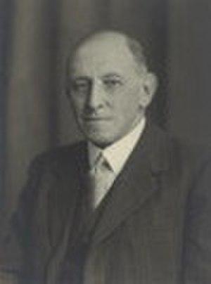 Sidney Abrahams - Image: Sir Sidney Abrahams