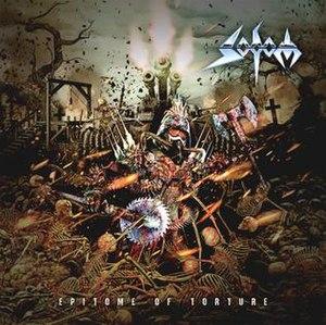 Epitome of Torture - Image: Sodom Epitome of Torture