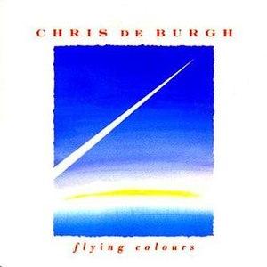 Flying Colours (Chris de Burgh album) - Image: Spanish tr