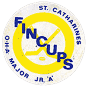 Hamilton Fincups - Image: St catharines fincups
