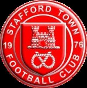 Stafford Town F.C. - The club badge