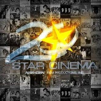 Star Cinema - Star Cinema's 20th anniversary logo (June 2013–November 2014)