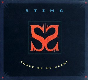 Shape of My Heart (Sting song) - Image: Sting Shape of my heart