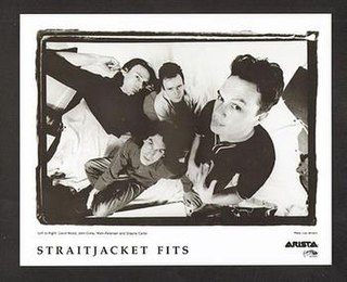 Straitjacket Fits New Zealand rock band