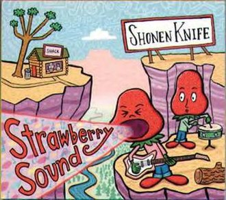 Strawberry Sound - Image: Strawberrysound