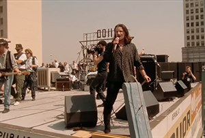Where the Streets Have No Name - The Grammy Award-winning music video, featuring the band's performance on a Los Angeles rooftop.