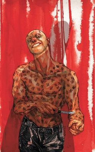 Victor Zsasz - Image: Streets Of Gotham 4