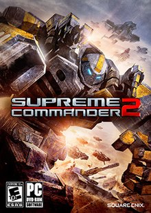 Supreme Commander 2 - Wikipedia