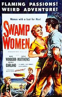 <i>Swamp Women</i>