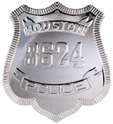 TX - Houston Police Badge.png