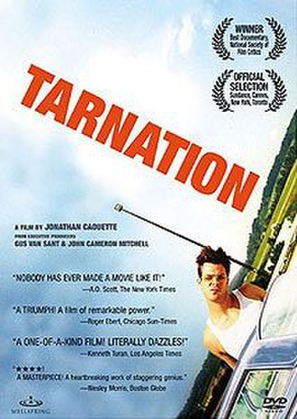 Tarnation (2003 film) - DVD cover