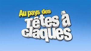 Knuckleheads - Image: Teletoon Au pays des Têtes à claques logo