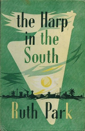 The Harp in the South - First UK edition (publ. Michael Joseph)