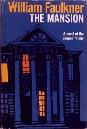 The Mansion (novel) - First edition