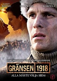 <i>The Border</i> (2007 film)
