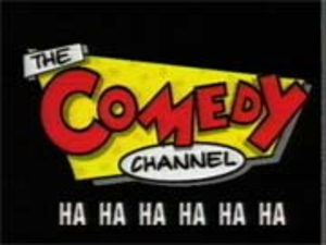 The Comedy Channel (UK) - Image: The Comedy Channel ident