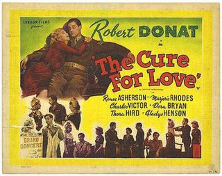 <i>The Cure for Love</i>